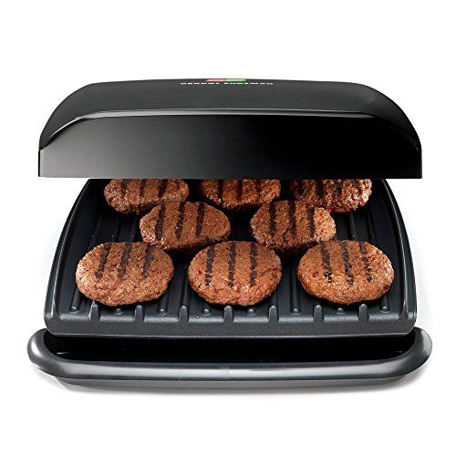 George Foreman GR2120B Classic Plate Grill