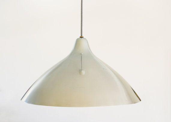 Lisa Johansson-Pape Pendant Light for by vintagemoodsNL on Etsy