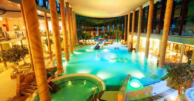 69€ | -47% | 2 oder 3 Tage #Aachen - #Wellnessauszeit in den #Carolus #Thermen & zentrales 4* #Mercure #Hotel