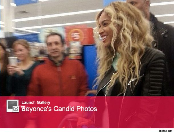 Beyonce Buys Walmart Shoppers $50 Gift Cards!
