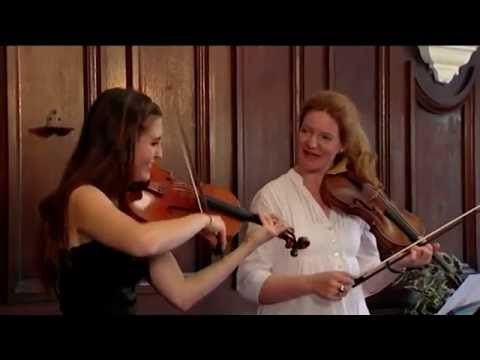 Rachel Podger on Bach: stylistic subtleties - YouTube