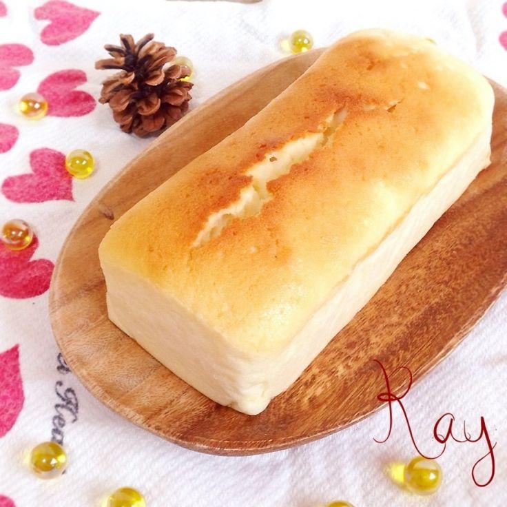 卵白消費!!サッパリ♡しっとり♪絶品なラングドシャレモンケーキ♡(*^ー^)ノ卵黄を使って、卵白が余ってしまったのでどうしようか悩んだときに思いついたケーキで…