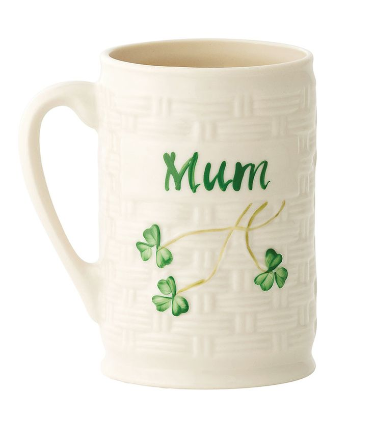 Mum Mug - Belleek  Was €22.00 NOW €18.00