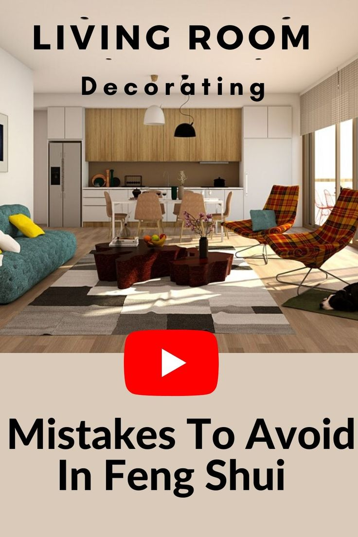 Avoid These Mistakes For Good Feng Shui In The Living Room Feng Shui Living Room Living Room Arrangements Living Room Colors