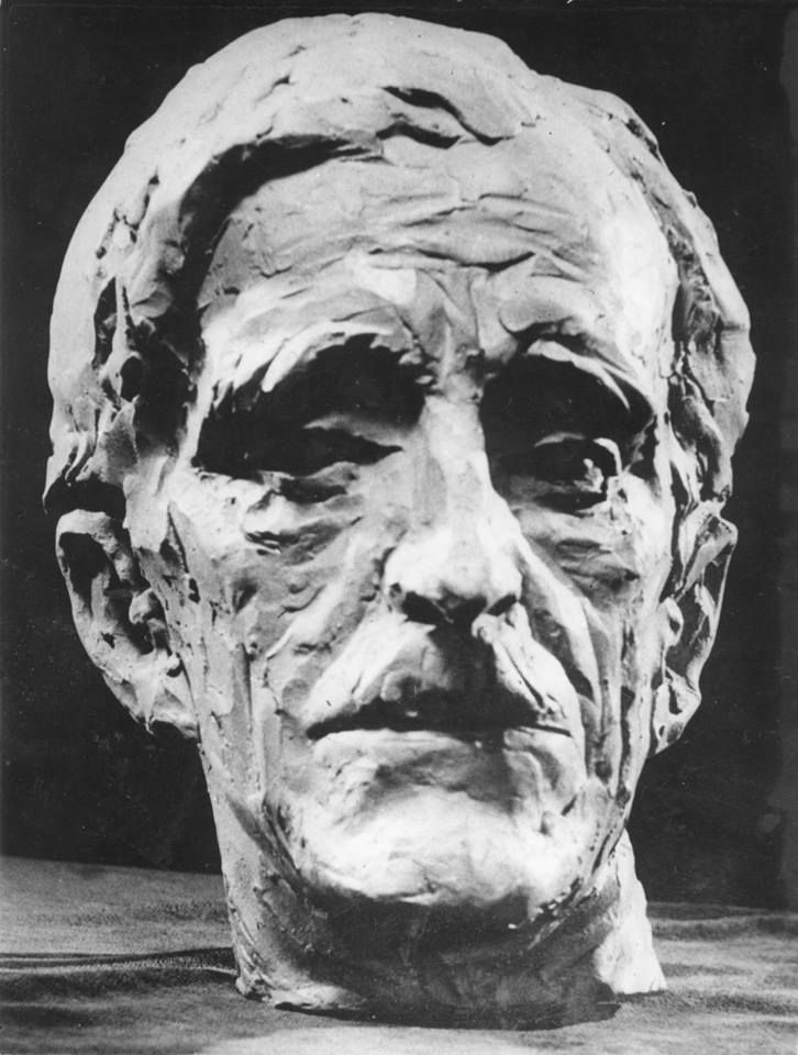 sculptorul Nicolae-Otto Kruch -