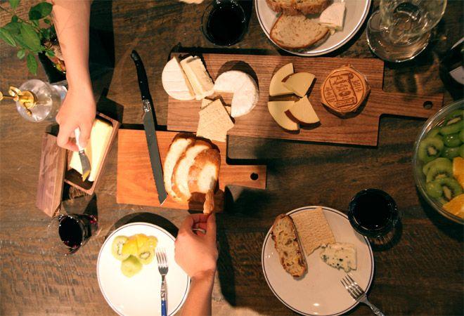 チーズ カッティングボード - Google 検索