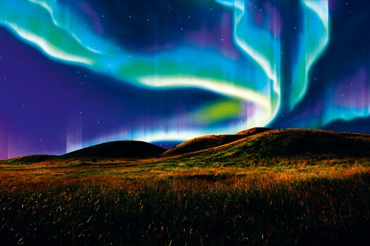 12. See the Northern Lights in the Arctic Circle