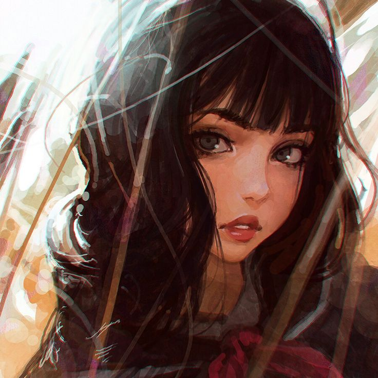 Recent Personal Illustrations, Fan Arts and Studies 2 on Behance
