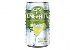 Budweisers lime-a-rita best Budweiser product! Great flavor.