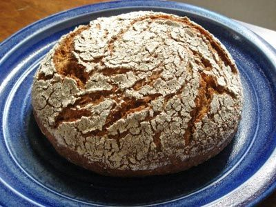 Finnish Rye Bread There are many things I like about this Finnish Rye. It's dense but moist, chewy and a bit crunchy, rich in whole grain flavor but a little sweet as well.