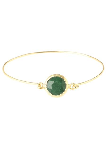 Lite Kalabalik » Lite Armband » Lite Bonbon Green Gold