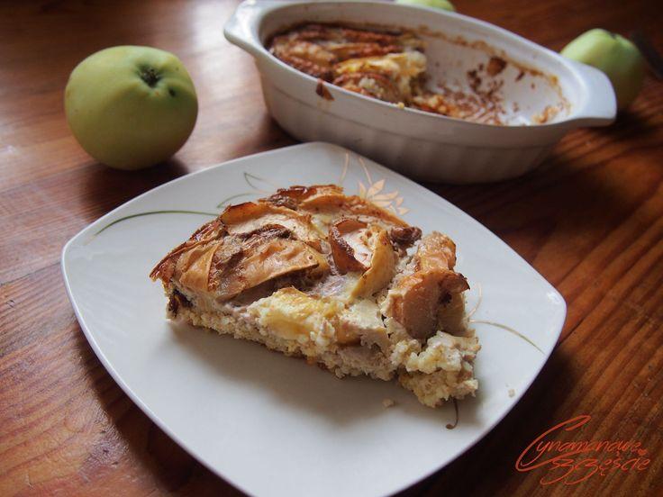 Dziś kolejny przepis z cyklu smaczne i zdrowe śniadanie. Może nie ekspresowe, ale na pewno łatwe w wykonaniu. Poza tym nastawiamy piekarnik ...