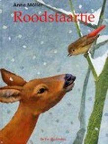 Als Roodstaartje niet met de andere trekvogels naar warmere streken kan vliegen, wacht hem een spannende winter vol interessante ontmoetingen. Prentenboek met kleurige collages. Vanaf ca. 4 jaar.