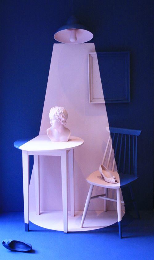 Mise en scène réalisée par Hana Aouak du blog Jveux être bonne - Les nouvelles couleurs Farrow & Ball