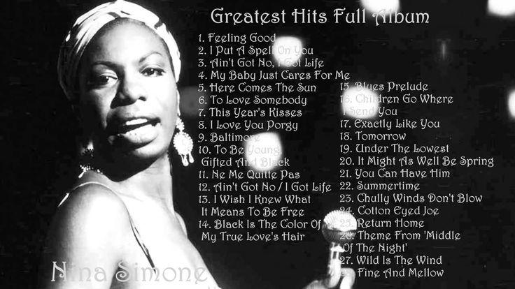 NINA SIMONE  - Greatest Hits Full Album