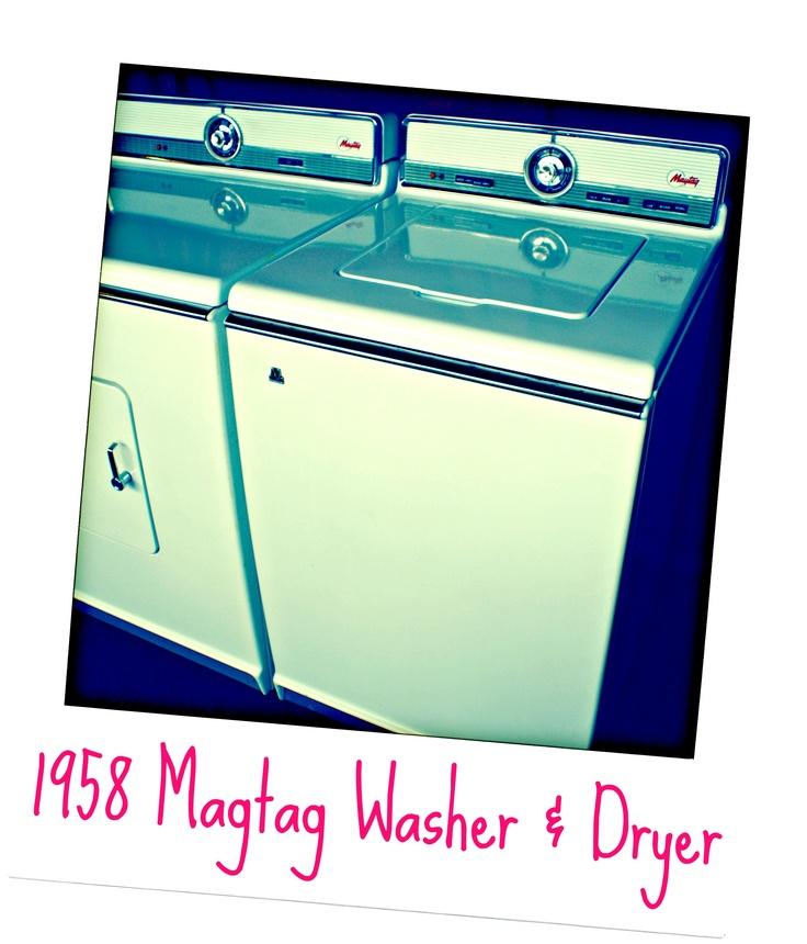 how to work a maytag washing machine