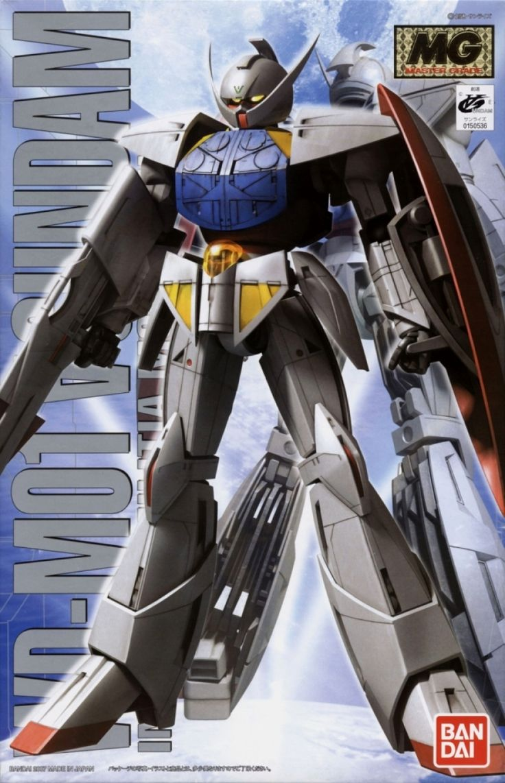 MG WD-M01 ∀ Gundam