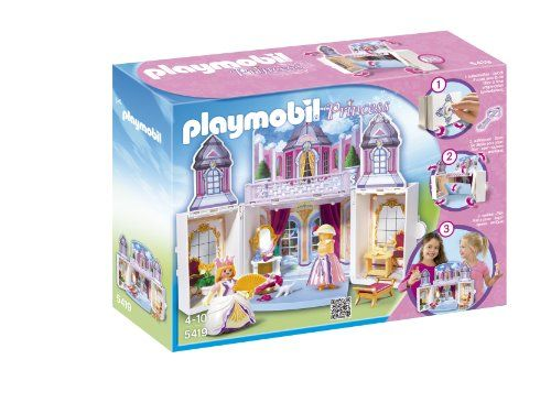 Playmobil Princesas – Castillo | Your #1 Source for Toys and Games