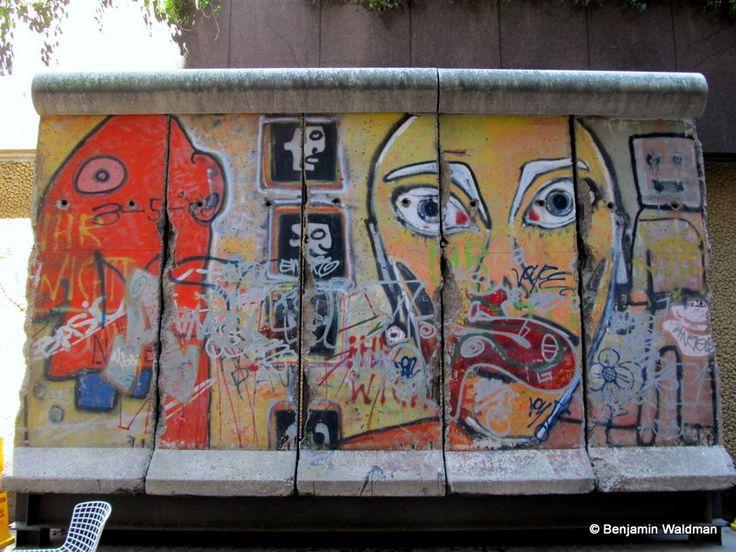 Paley Park - NYC: Berlin Wall