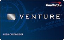 Best airline/travel cc's - Capital One Venture Rewards Credit Card