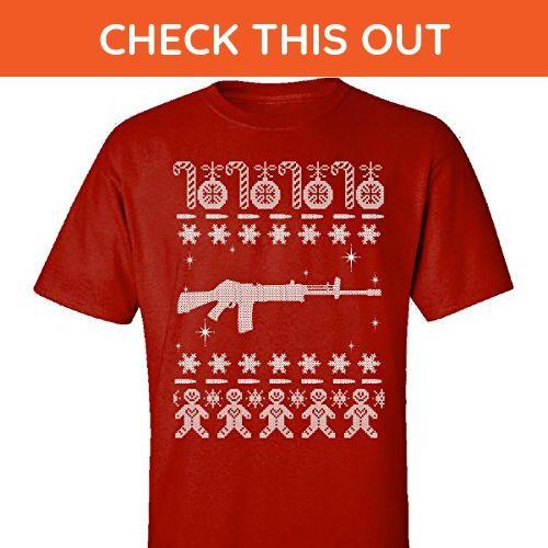 Stoner 63 Ugly Christmas Sweater - Adult Shirt 3xl Red - Holiday and seasonal shirts (*Amazon Partner-Link)