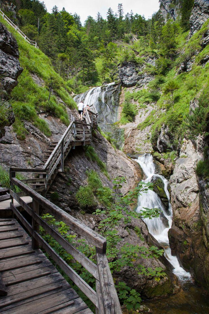 #Wasserlochklamm in Palfau, Steiermark