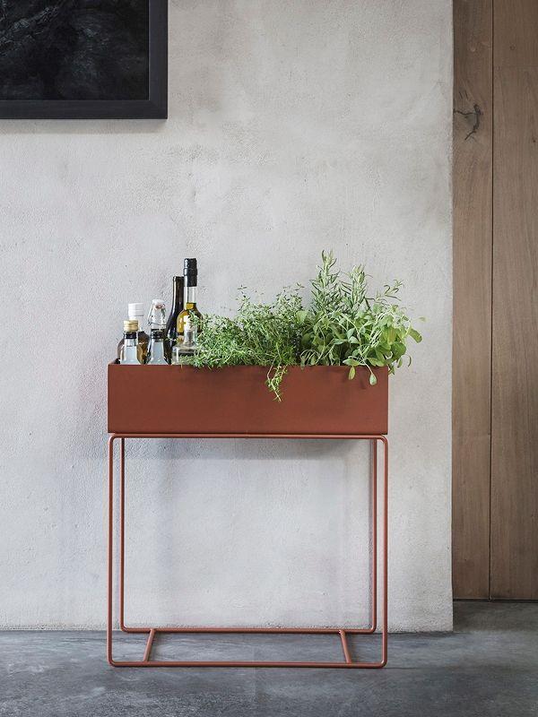 ferm living - Plant Box - Ochre 2