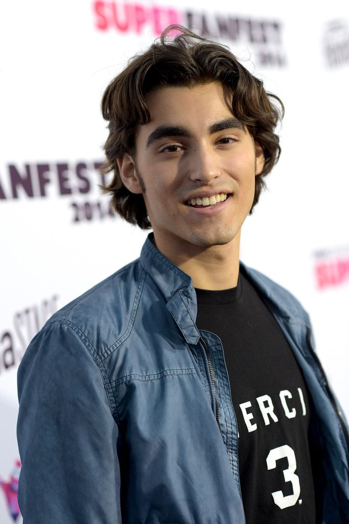 Blake Michael attends the Vevo CERTIFIED SuperFanFest on October 8, 2014 in Santa Monica, California.