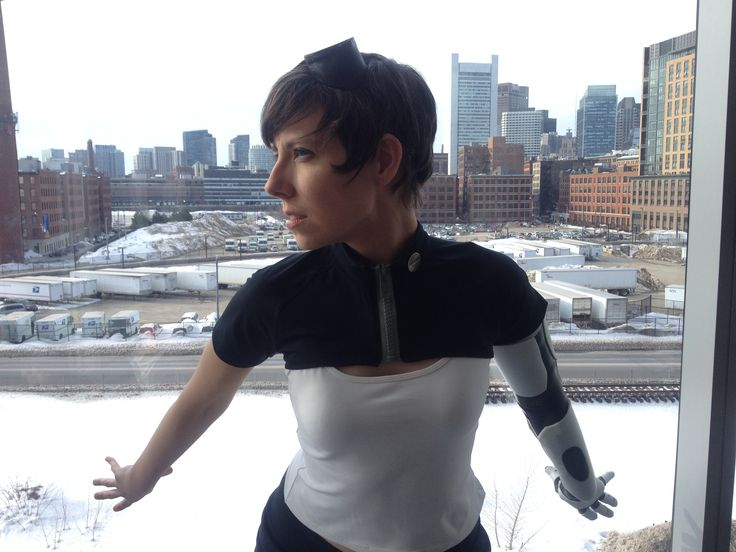 Me as Kim Ross of Dresden Codak at PAX East 2015!