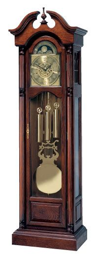 Klockit - Churchill Triple Chime Grandfather Floor Clock Kit - Mom
