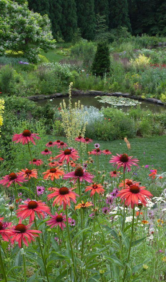 Chanticleer gardens in Pennsylvania / repinned on toby designs