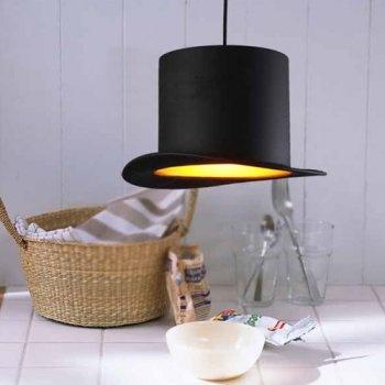 Lampe Suspendue de type Tom chapeau de nouveau type moderne