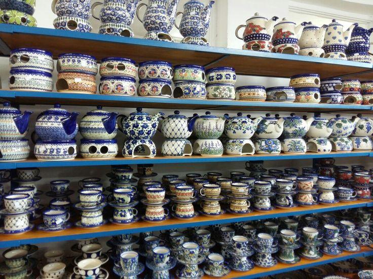 Boleslawiec keramiek
