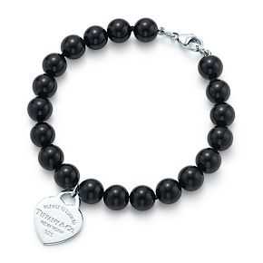 return to tiffany bead bracelet inspired by a tiffany key ring from this celebrated collection bears a hallmark that reminds one that thereu0027s no place like