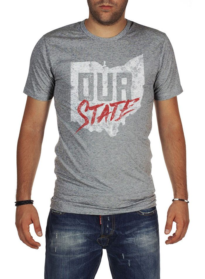 Ohio State - Our State - T-Shirt