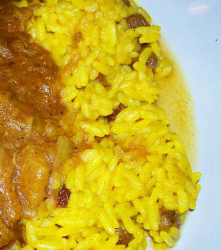 South African Yellow Rice [ NYBiltong.com ] #biltong #recipe #flavor