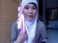 Cara Memakai Jilbab Segi Empat | Tutorial Hijab | @ Rania 3 - YouTube