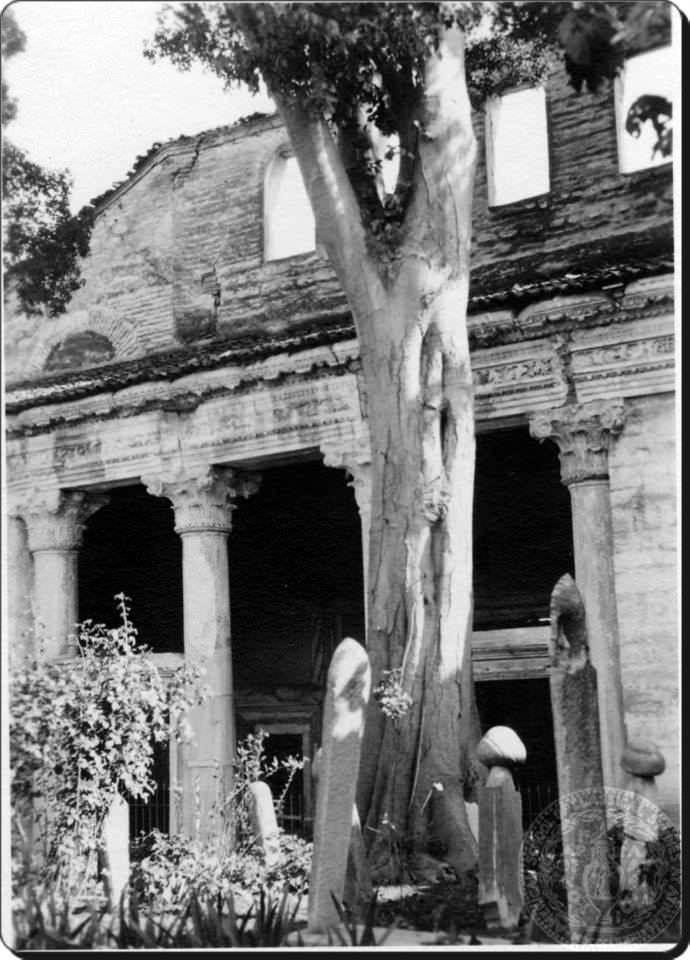 St. John Srudion (İmrahor Camii) - 1933