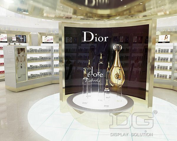 PF17 Luxury Perfume Store Display Design   INTERIORS in ...