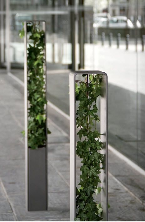 11 best images about bollards on pinterest cars for Greeninc landscape architecture
