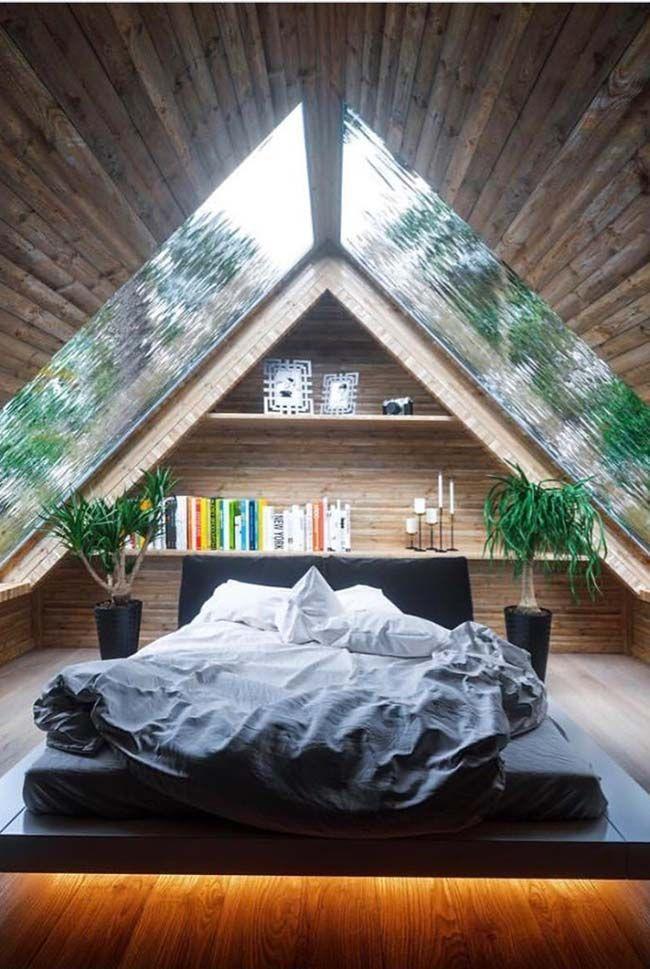 Glasdach für Tag oder Nacht – Jonathan Henaul…