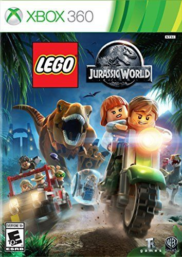LEGO Jurassic World - Xbox 360 Standard Edition by Warner Home Video - Games, http://www.amazon.com/dp/B00SXEOOHU/ref=cm_sw_r_pi_dp_4p0zvb1TKC72F