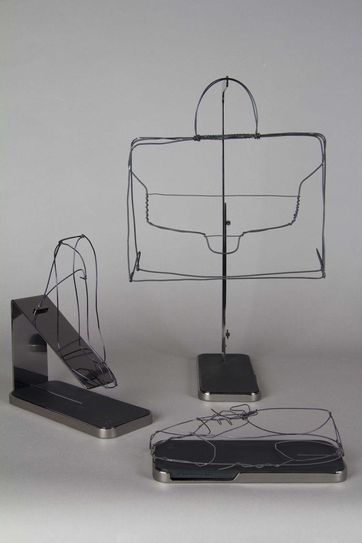Soportería de accesorios -  Colección Banister by DILO BARCELONA