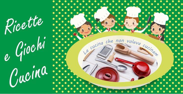 Cucina giocattolo: la cucina che non voleva cucinare.
