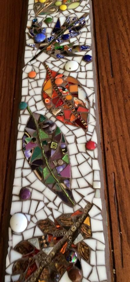 mosaic leaves