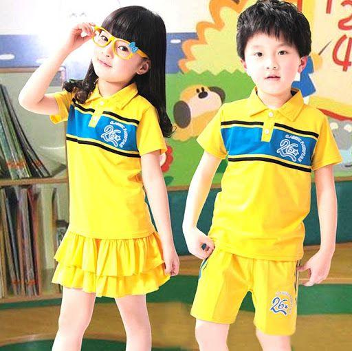 uniformes para niños de jardin - Buscar con Google