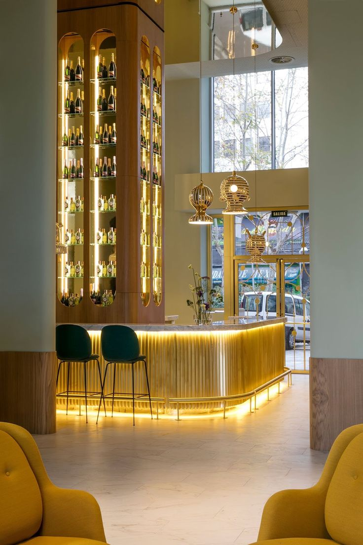 203 Best Modern Bar Images On Pinterest Restaurant