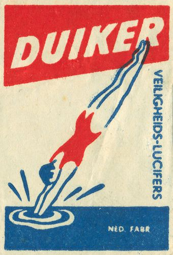 Dutch matchbox label by Shailesh Chavda, via Flickr