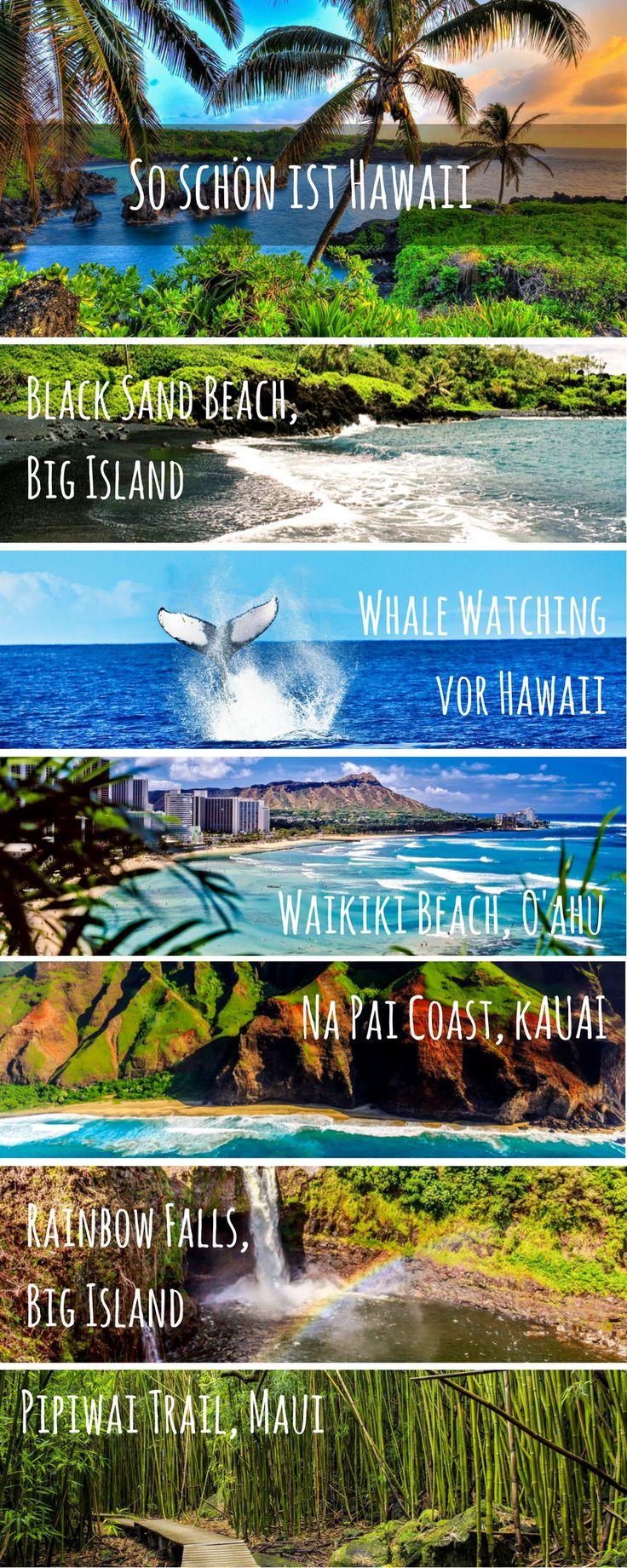 Die schönsten Orte auf Hawaii – entdeckt das Paradies