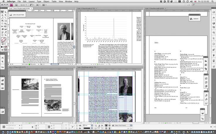 Chapters in Progress
